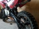Irbis TTR125 2012 - Монста