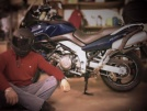 Suzuki DL1000 V-Strom 2002 - лошадь