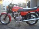 Jawa 350 typ 638 1991 - Бестия