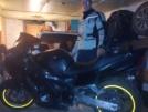Honda CBR1100XX Super Blackbird 1998 - Дроздяка