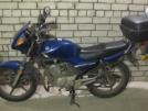 Yamaha YBR125 2012 - Ибээрка