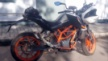 KTM 390 Duke 2014 - да никак