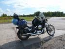 Kawasaki Vulcan VN400 Custom 1995 - мотоцикл