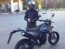 Baltmotors Motard 200 DD 2014 - Лисопед
