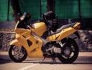 Honda VFR800 V-Tec 1999 - Желток