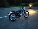 Honda CB400SS 2002 - Кик