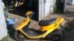 Honda Super Dio ZX 2001 - Табуретка