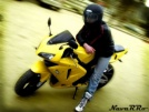 Honda CBR600RR 2005 - Оса