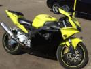 Honda CBR954RR FireBlade 2002 - Желтый