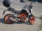 KTM 390 Duke 2014 - Счастливчик