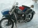 Урал М63 1969 - старичёк