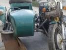 Урал М67 1976 - старичёк