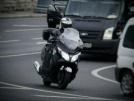 Suzuki Skywave 400 2012 - Мопедка