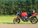 Honda VTR250 2000 - Мелкий