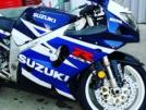 Suzuki GSX-R750 2003 - Джиксер