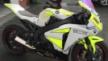 Honda CBR1000RR Fireblade 2012 - фаер