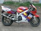 Honda CBR919RR Fireblade 1996 - Фаер