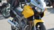 Yamaha TDM900 2002 - Жёлтый