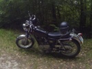 Yamaha SR400 2000 - SRка