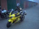 Honda CBR600F4i 2001 - Сибирка