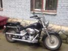 Harley-Davidson FLSTF Fat Boy 2001 - Толстяк