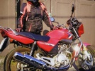 Yamaha YBR125 2013 - Сивка-Бурка