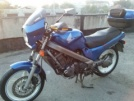 Honda NTV650 1995 - Буцефал
