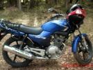 Yamaha YBR125 2013 - маня