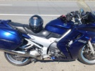 Yamaha FJR1300 2003 - Фужер