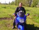 Honda CBR1100XX Super Blackbird 2003 - Птица