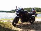 Yamaha FZ1-SA ABS 2009 - Серый волк
