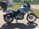 BMW F650GS 2001 - мотоцикл