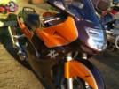 Honda CBR1100XX Super Blackbird 1996 - Дрозд