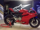 Ducati 899 Panigale 2015 - Эсмеральда.