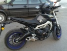 Yamaha MT-09 2014 - Любимчик