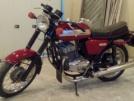 Jawa 350 typ 634 1983 - Ласточка