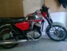 Jawa 350 typ 634 1989 - Ява