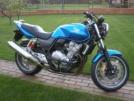 Honda CB400 Super Four 2008 - owieczka