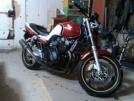 Honda CB400 Super Four 1999 - Умка