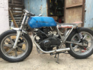 Yamaha XS400 1979 - Brat
