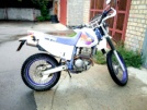 Yamaha TT250R 1999 - Трактор :)