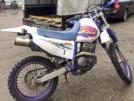 Yamaha TT250R 1996 - Raid
