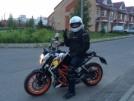 KTM 390 Duke 2014 - Мот