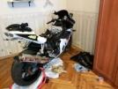 Yamaha YZF-R6 2005 - Чё упали?