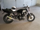 Yamaha XJR400 1998 - Хыжер