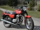 Jawa 350 typ 638 1988 - Рыжий