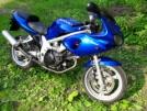 Suzuki SV650S 2002 - мотоцикл