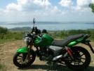 Stels Flame 200 2014 - зелёный