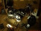 Honda CB400 Super Four 1993 - Сибиха