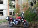 Honda CB400 Super Four 1993 - Red